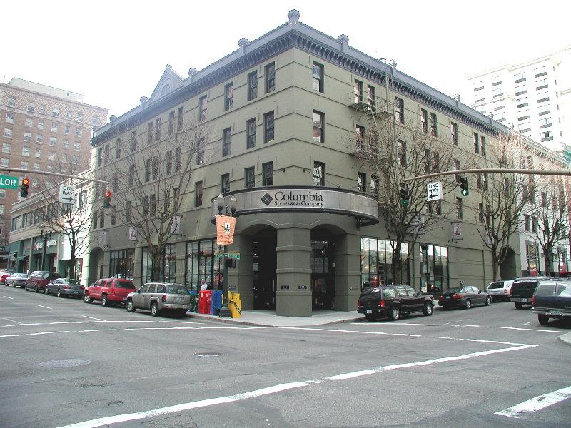 Office Building- Portland