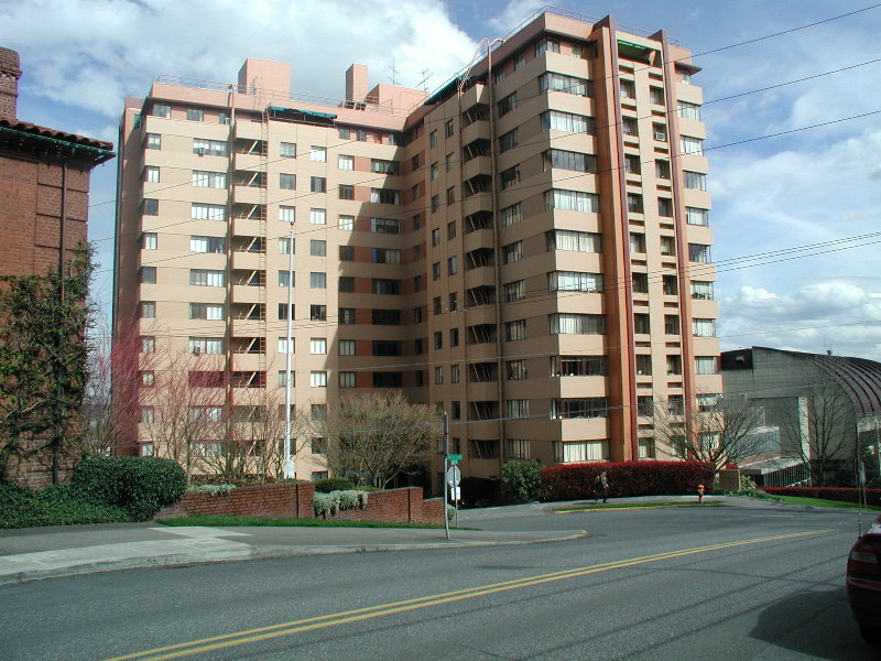 Large Apartment Building